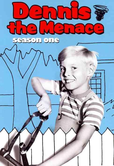 DENNIS THE MENACE:SEASON ONE BY DENNIS THE MENACE (DVD)